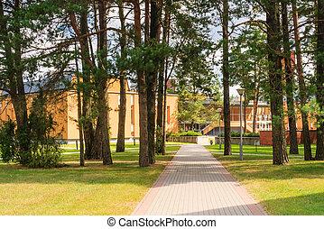 """bâtiment, monde médical, lituanie, recours, santé, """"egle», ..."""