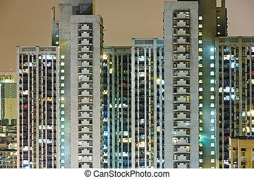 bâtiment, résidentiel
