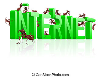 bâtiment, webpage, construction, internet