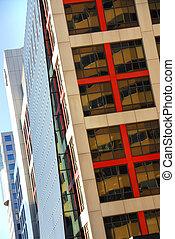 bâtiments bureau, moderne