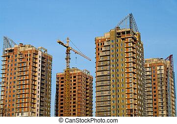 bâtiments, construction, sous