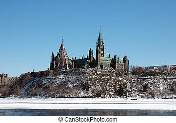 bâtiments, parlement