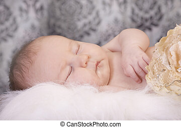bébé, dormir
