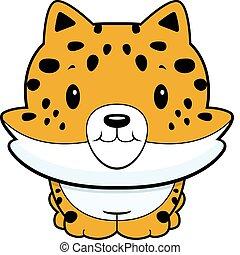 bébé, jaguar