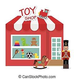bébé, jouets, design.