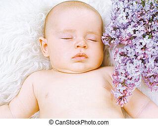 bébé, sommeil