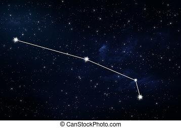 bélier, signe, étoile,  horoscope