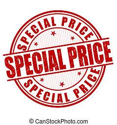 bélyeg, ár, különleges