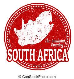 bélyeg, afrika, déli