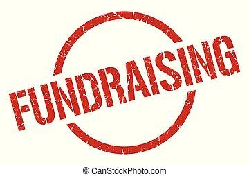 bélyeg, fundraising