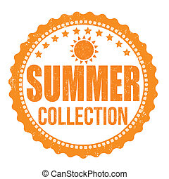 bélyeg, nyár, gyűjtés