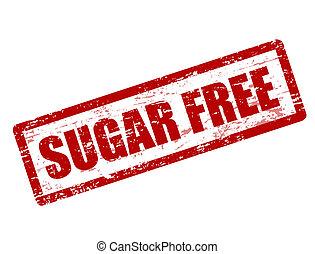 bélyeg, szabad, cukor