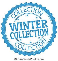 bélyeg, tél, gyűjtés