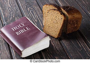 bíblia, pão