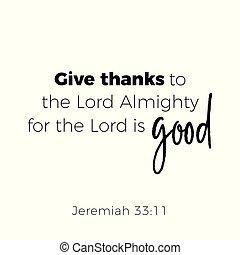 bíblico, frase, de, jeremiah, 33:1