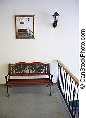 bírói szék, belső
