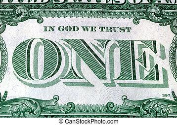 bóg, my, ufność