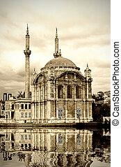 bósforo, mezquita, ortakoy