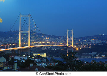 bósforo, puente