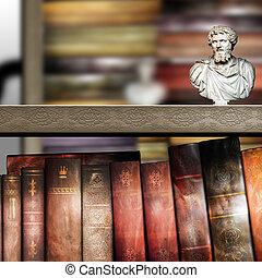 böcker, gammal