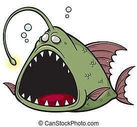 böser , fische