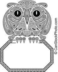 búho águila