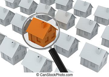 búsqueda casa
