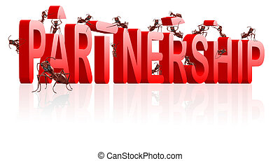bündnis, partnerschaft