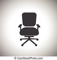 Bürostuhl clipart  Bürostuhl Vektor Clipart Illustrationen. 25.391 Bürostuhl Clip Art ...