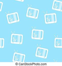 błękitna telewizja, seamles