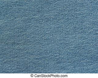 błękitne dżinsy, struktura