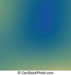 błękitne tło, plama