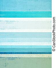 błękitny, abstrakcyjny, beżowy
