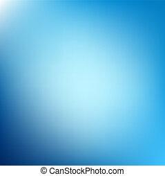 błękitny, abstrakcyjny, tło, tapeta