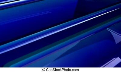 błękitny, akta