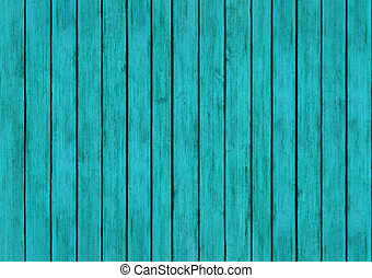 błękitny, aqua, struktura, drewno, projektować, tło, poduszeczki