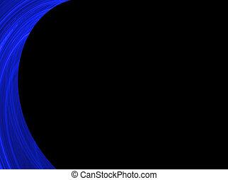 błękitny, backgroun, czarnoskóry, powerpoint