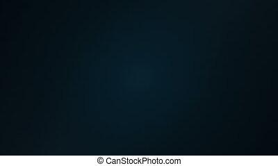 błękitny, cząstki, otwarcie, błysk, migotać, soczewka, intro, lekki, czerwony