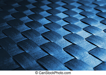 błękitny, dof), abstrakcyjny, (shallow, tło