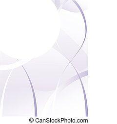 błękitny, handlowa karta, osłona, wektor, tło, broszura, ...