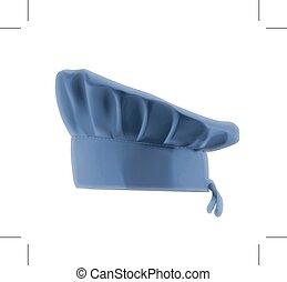 błękitny kapelusz, mistrz kucharski