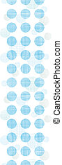 błękitny, kropkuje, pionowy, próbka, abstrakcyjny, polka, pasy, seamless, tekstylny, tło