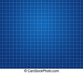 błękitny odcisk, tło, struktura