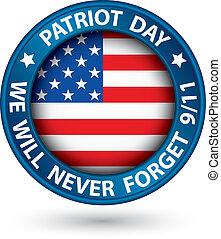 błękitny, patriota, ty, zapominać, wrzesień, nigdy, my, ...