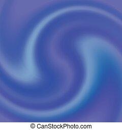 błękitny polewają, tło, machać