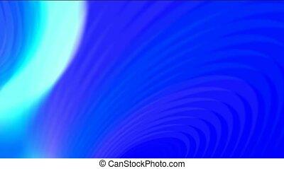 błękitny, promień, laser, tech, lekki, energia