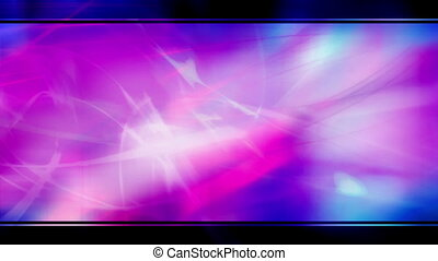 błękitny, styl, abstrakcyjny, szablon, pętla