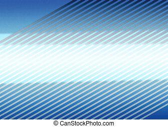 błękitny, tło., abstrakcyjny, pasiasty, textured