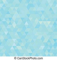 błękitny, tło., abstrakcyjny, seamless