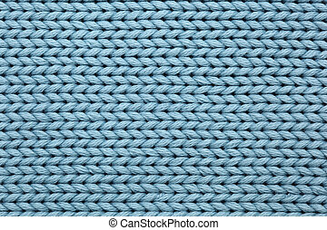 błękitny, trykotowy, budowla, tło, textured